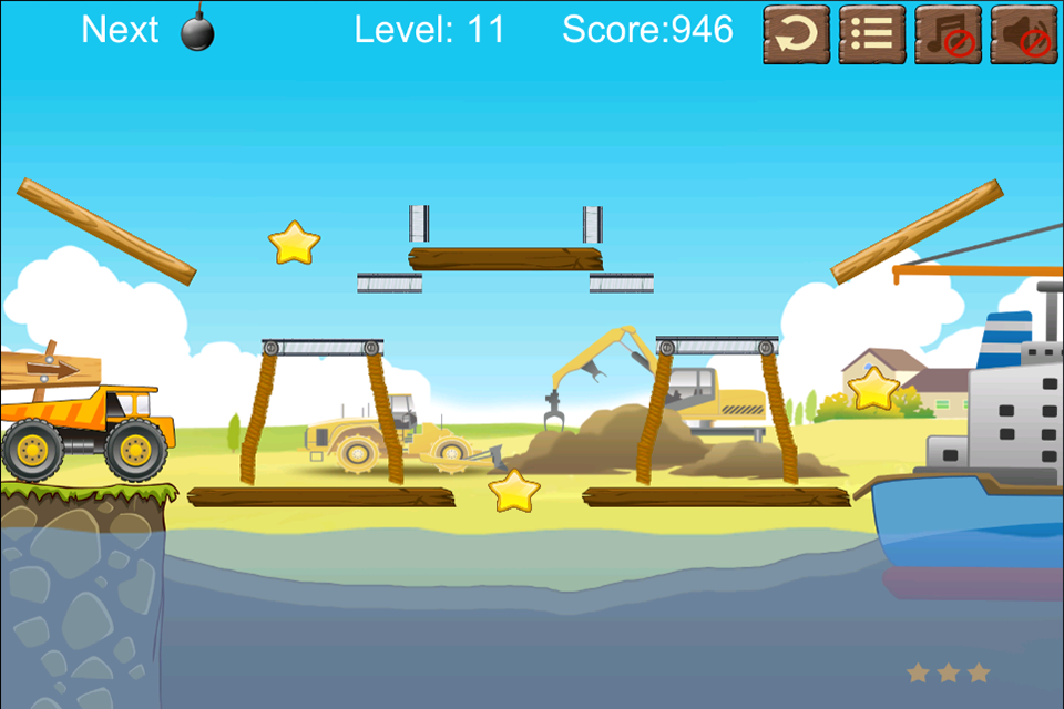 Dump Truck Challenge by Top Game Kingdom